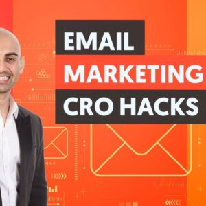 3X Your Email Results By Applying These Frameworks & Workflows Hacks - Email Marketing Unlocked