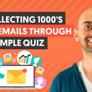 How I Collected 714,000 Emails Through A Simple Quiz