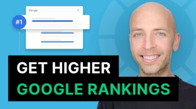 How to Get Higher Google Rankings [New Checklist]