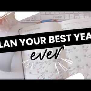 How to Set Goals in 2021 | 5 Tips to Plan With Action