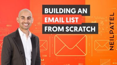 Lead Generation Tactics I Used To Acquired Over 2 Million Subscribers - Email Marketing Unlocked