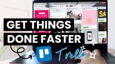 TRELLO TUTORIAL 2021: 5 Basic Steps to NAIL Your Workflow (For Beginners)