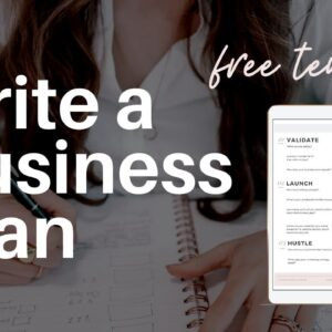 How to Write a Business Plan In 2021 That Produces RESULTS! [FREE TEMPLATE]