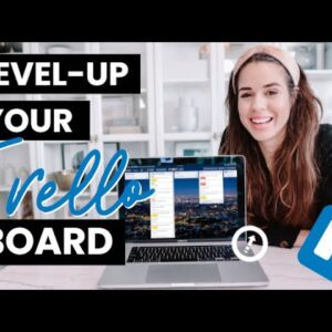 5 Things You Should Do with Every Trello Board Setup Guide | Trello Tutorial 2021