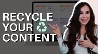 How To Repurpose Your Content With CoSchedule Like a PRO