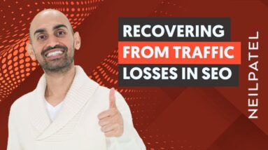 How To COMPLETELY RECOVER Your Lost SEO Traffic